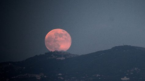 Summer Solstice Coincides With Full 'Strawberry' Moon for First Time in Nearly 70 Years