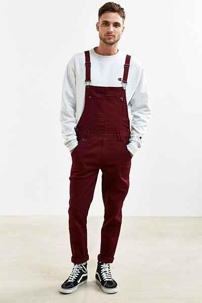 Mens fashion Tshirts Summer - Mens fashion Tips Art Of Manliness - - Older Mens fashion Beards Aesthetic Fashion, Urban Fashion, Mens Fashion, Runway Fashion, Overalls Outfit, Dungarees, Overalls Fashion, Mode Man, Trendy Outfits