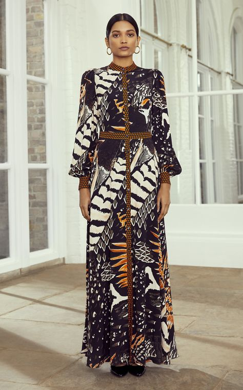 Temperley London Resort 2020 Fashion Show Kollektion Temperley London Resort 2020 - Vogue