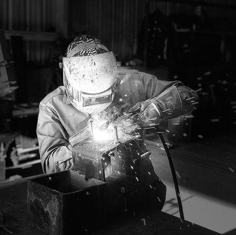 "Welding Shop 🇨🇱 on Instagram: ""Post foundation brackets in the works! 💥photo by: Stephanie Ford #weldingshop #fridayvibes #atxcustomfabrication #concretebrackets #atxwelding #weldingaustin #next…"""