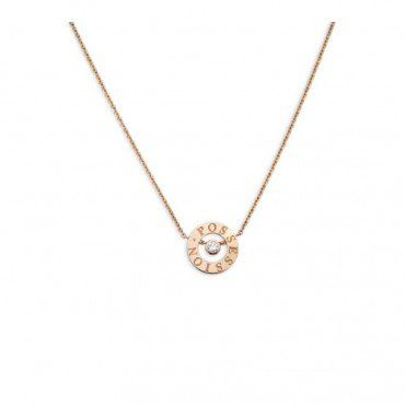 Piaget Possession Collection Diamond Rose Gold Pendant Necklace Rose Gold Pendant Necklace Gold Pendant Rose Gold Pendant