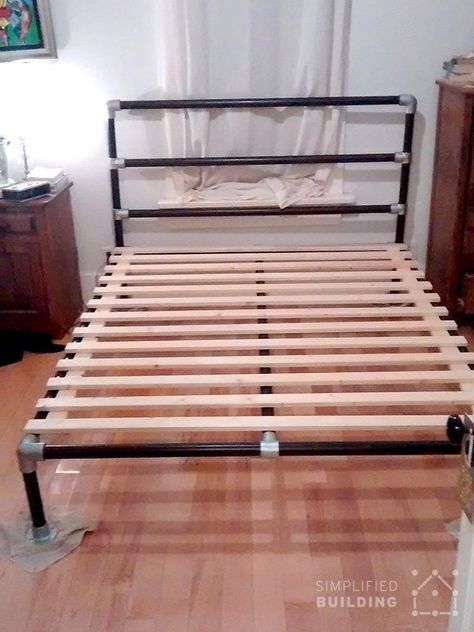 Looking To Build Your Own Diy Bed Frame But Need A Little