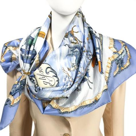 Authenticate hermes to scarf where How to
