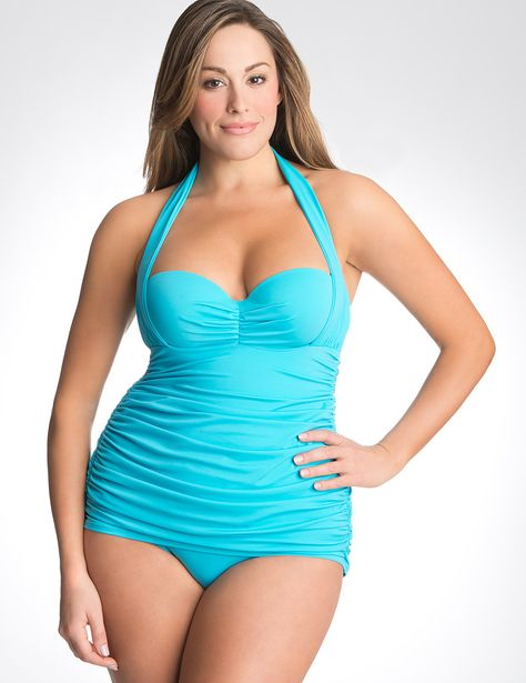 Plus Size Swimwear from Lane Bryant
