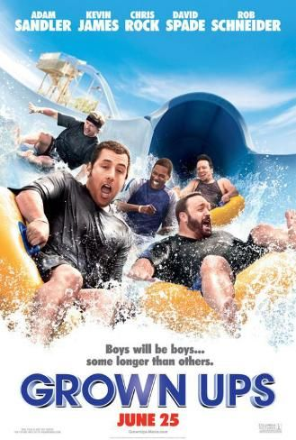 Grown Ups Posters Allposters Com In 2021 Comedy Movies Funny Movies Up Full Movie