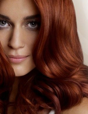 Dore Copper Haarfarben Red Love Haarfarben Olia Haarfarbe