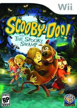 Scooby Doo And The Spooky Swamp Nintendo Wii Game Scooby Doo Scooby Wii Games