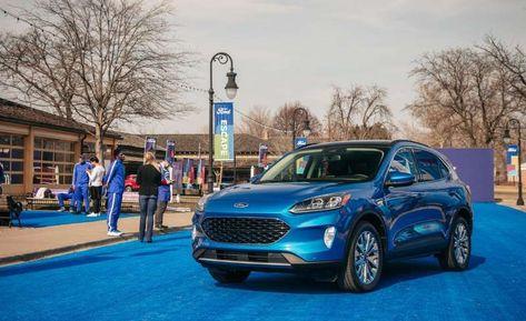2020 Ford Escape Vs Honda Cr V And Toyota Rav4 How Does The All