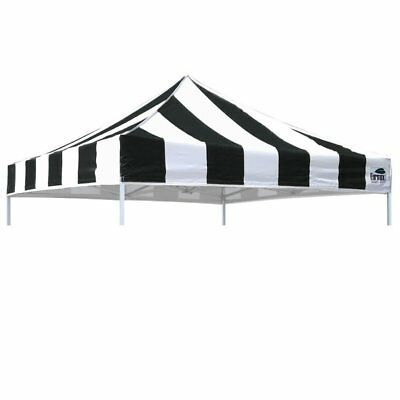 Sponsored Link Ez Pop Up Canopy Tent 10x10 Carnival Replacement Top Cover Black White 500d Pop Up Canopy Tent Canopy Tent White Canopy Tent