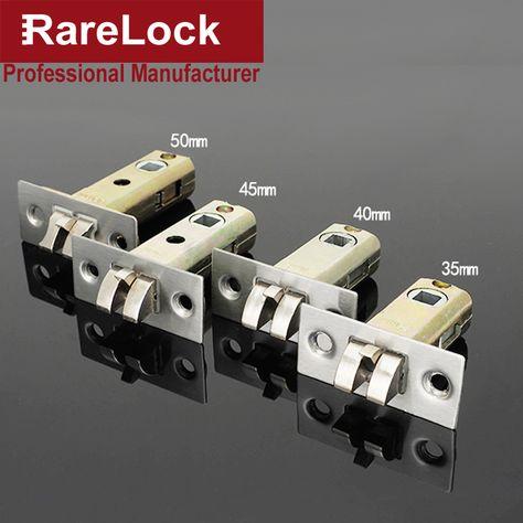 LHX Zinc Alloy Lock Cylinder Bathroom Bedroom Interior Locks Office Wooden Door Lock Cylinder on