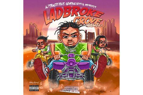 AJ Tracy - Ladbroke Grove (Naked Remix) - YouTube