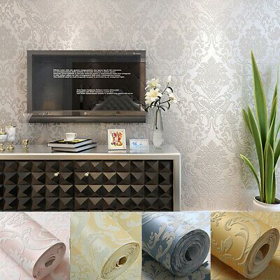 Here Is One Roll Self Adhesive Wallpaper Advanced German Printing Technology Make The Patterns Much More Shiny Wallpaper Roll Textured Wallpaper Art Wallpaper
