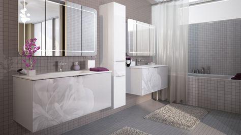 10 best Salles de Bain images on Pinterest Cuisine design - badezimmerausstattung