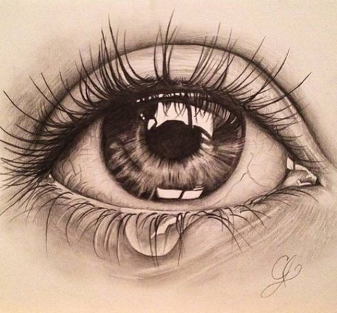 68 Ideas for eye sketch pencil crying