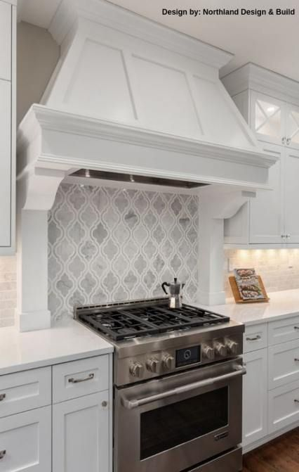 New White Kitchen Backsplash Ideas In 2020 Kitchen Backsplash Designs Kitchen Layout Home Kitchens