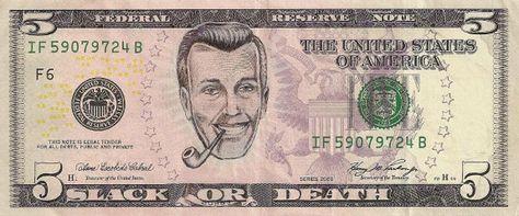 J.R. Bob Dobbs - Google Search | Dollar bill, Church of the ...