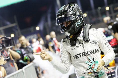 Grand Prix de Singapour 2016 : Suspense jusqu' au bout de la nuit !