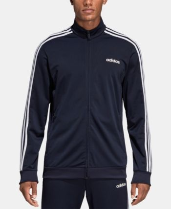 adidas Men's Essentials Track Jacket Blue S | Products in