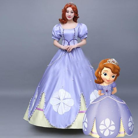 Princess Sophia the First Costume