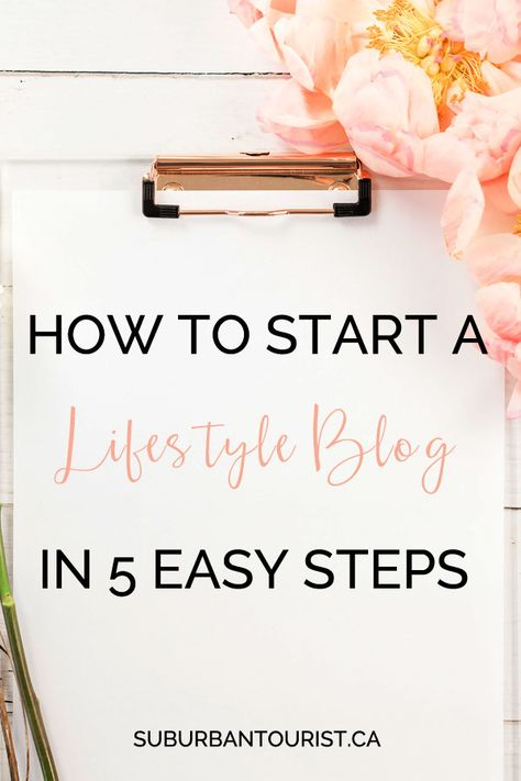How To Start A Blog And Set It Up As A Profitable Business