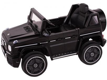Carro Eletrico Infantil Mercedes Off Road Com Controle Remoto 2