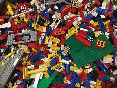 Vintage Legos from 1980s and early 1990s by the Pound