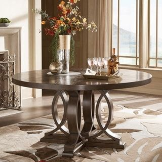 Overstock Com Online Shopping Bedding Furniture Electronics Jewelry Clothing More Round Dinning Table Dining Table Centerpiece Glass Round Dining Table