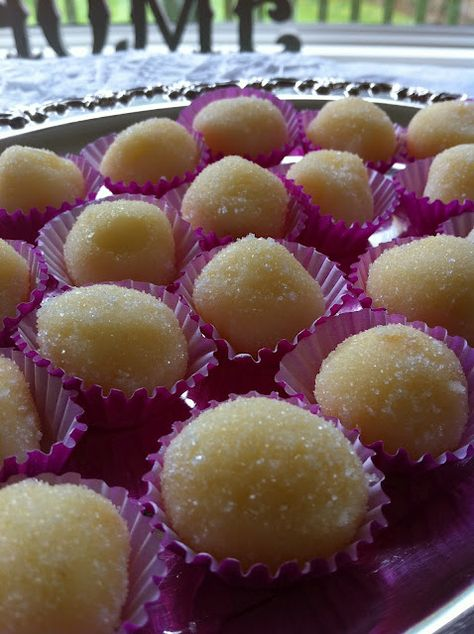 Condensed Milk Party Sweets