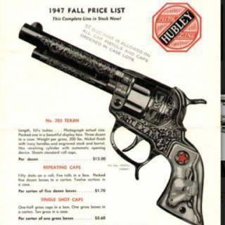 Pin On Vintage Cap Guns