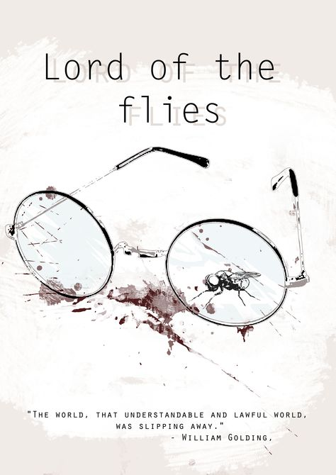 Amelie Gisele Kerslake Ameliekerslake Lord Of The Flies William Golding Fly Quotes