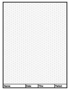 Isometric paper pdf information