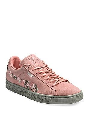 buy online 66ba8 86ca5 PUMA - Suede Sunfade Sneakers (THE SHOE I'M ACTUALLY PINNING ...