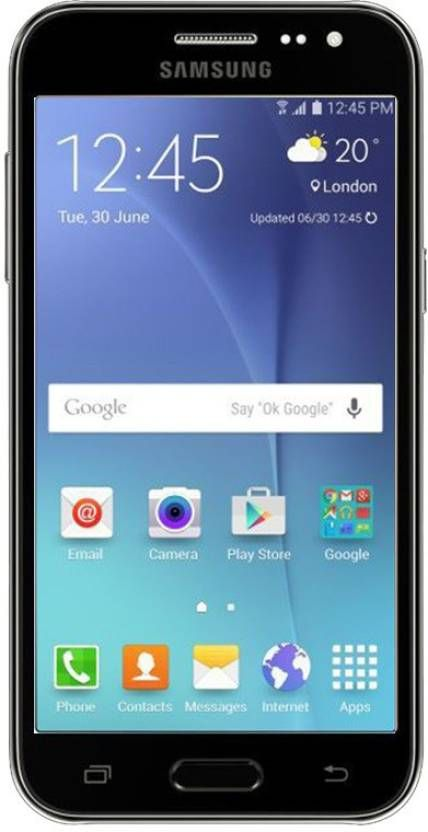 Samsung Galaxy J2 Black 8 Gb Samsung Galaxy Samsung Samsung Mobile