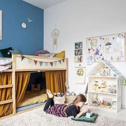 85 Amazing Small Furnished Apartments Ikea Kura Bed Kura Bed