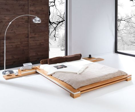 Lit Odayakana : on dort par terre ! Difficile de se lever le matin !