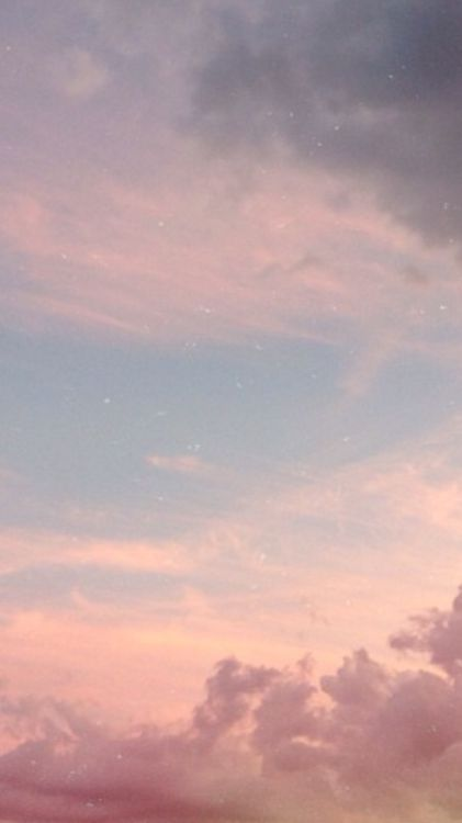 Backgrounds Sky Aesthetic Pastel Sky Iphone Wallpaper Sky Wallpaper iphone aesthetic background