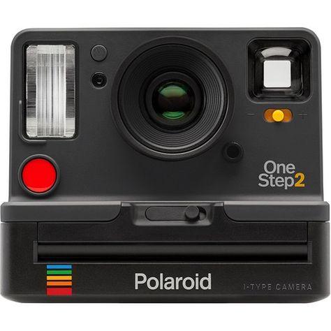 Polaroid Originals OneStep2 Instant Film Camera with Viewfinder (Graphite)