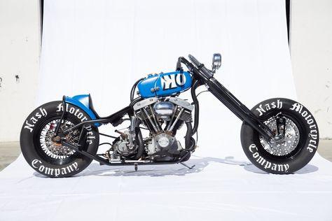 Nash Motorcycle KO Chopper – TheArsenale