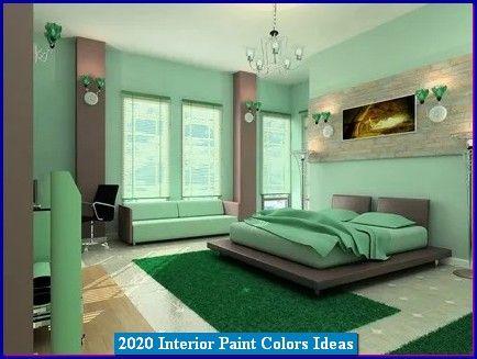 Interior Paint Color Ideas You Must See In 2020 Remodel Bedroom Mint Green Bedroom Bedroom Green