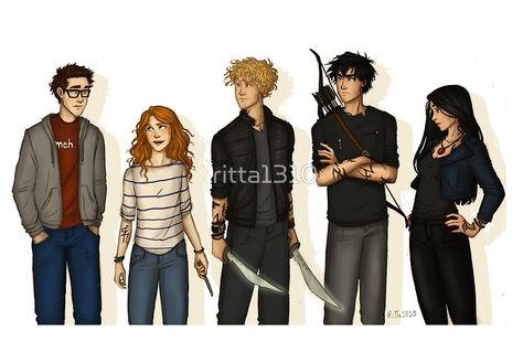 the tmi gang by ritta1310