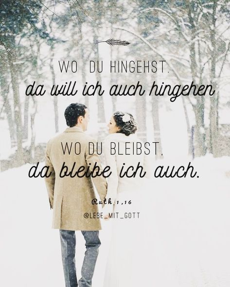 I love God and I love my husband! ♥   - Bibelverse & Zitate | Bible verses