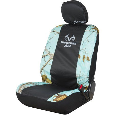 Realtree Apc Mint Camo Low Back Seat Cover Walmart Com Back Seat Covers Camo Seat Covers Bucket Seat Covers