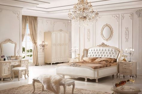 15 Exquisite French Style Bedrooms That Will Enchant You Top Inspirations French Bedroom Design French Style Bedroom Classic Bedroom