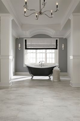 Stainmaster 18 In X 36 In Carrera Marble Luxury Vinyl Tile Luxury Vinyl Tile Marble Bathroom Designs Stainmaster Luxury Vinyl
