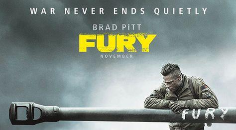 TRAILER: Fury - CutPrintFilm | Movie Reviews
