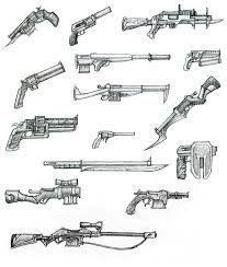 Resultado De Imagem Para Sniper Desenho Desenhos De Armas