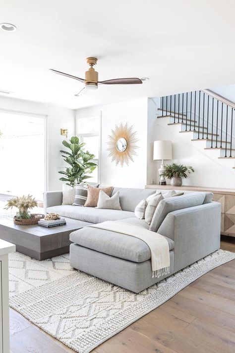 Suberb How To Add Scandinavian Farmhouse Touches To your Home Decor - The Cottage Market