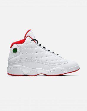 white red retro 13