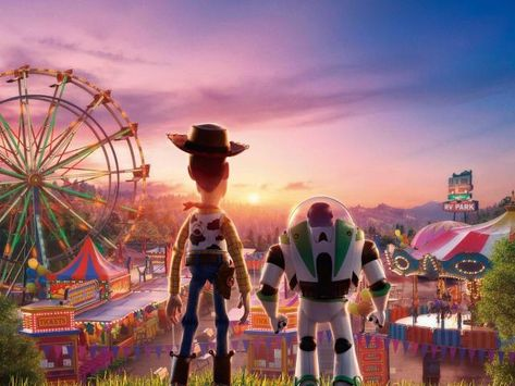 Toy Story 4 Movie Wallpaper, HD Movies 4K Wallpapers, Images, Photos and Background