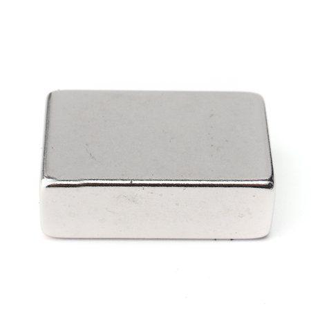 3x Super Strong N52 Block Cuboid Neodymium Neodymiu Magnet Fridge Magnet Industrial 30x20x10mm Neodymium Magnets Super Strong Magnets Cuboid